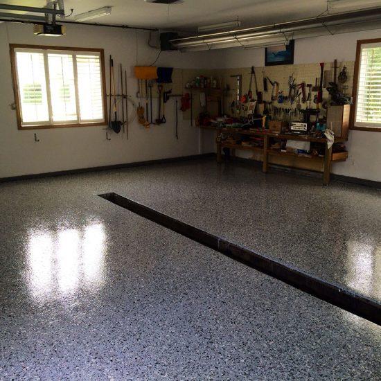 Garage Finish