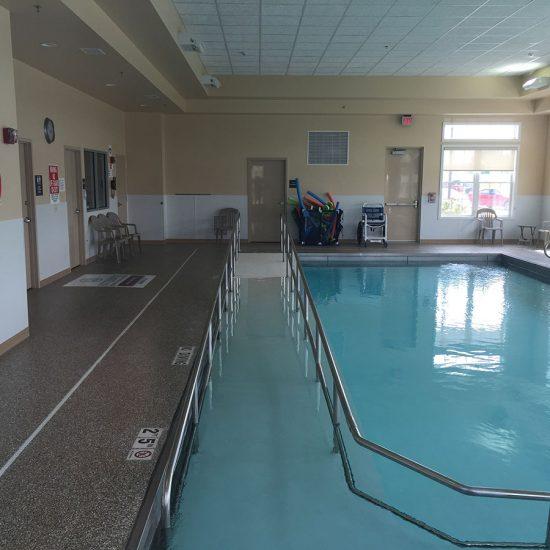 Gran Pool Deck