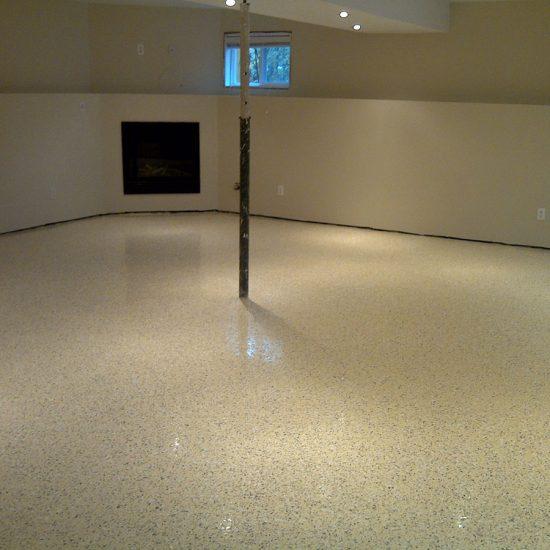 Granit-Basement