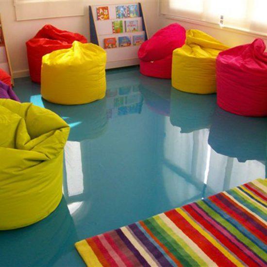 Daycare Floor