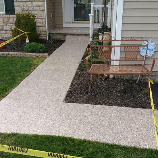 Walkway Porch Granit